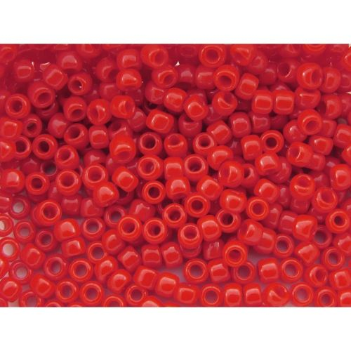 TOHO™ / Round 8/0 / Opaque / Cherry / 10g / ~410pcs