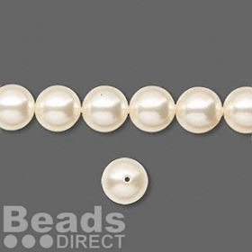 5810 Swarovski Glass Pearls 8mm Cream Rose Pk25