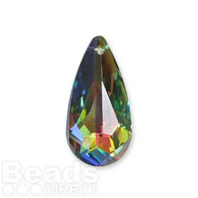 6100 Swarovski Large Drop Pendant 24x12mm Vitrial Medium Pk1