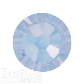 2088 Swarovski Crystal Flat Backs Non HF 7mm SS34 Air Blue Opal F Pk144