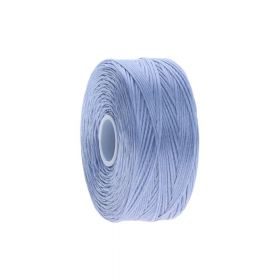 BEADSMITH ™ / thread S-LON D / nylon / Tex 45 / Petrol Blue / 70m