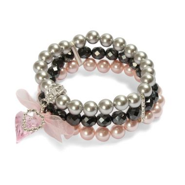 Sheer Bliss Bracelet p.25